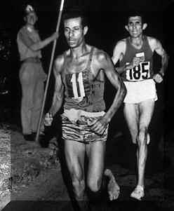 Abebe  Bikila